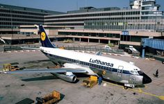 "Lufthansa says auf wiedersehen to its faithful ""City Jet"" B737 at month-end Oct 2016, which it launched in '65"