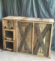 """What a great place to keep veggies fresh and store things. This one was part of order along with the recycling and trash bin. Dimensions are about 14"""" wide, 3"""