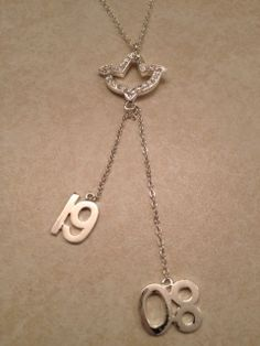IVY 19 08  NECKLACE!  Sorors, we ALLLL need one of these :)