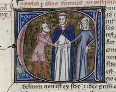 Matrimonio en la Edad Media