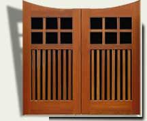 The Signature Garden Gate by Prowell Woodworks--Gallery Wooden Garden Gate, Garden Gates, Craftsman Fencing And Gates, Wooden Gate Designs, Wood Gates, Fence Gate Design, Custom Gates, Entry Gates, Garden In The Woods