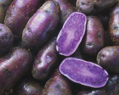 Purple Chinese Space Potatoes: Yum?