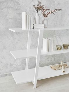 Exclusive to Nordic House and beautifully hand-crafted from birch wood, this book case oozes Scandi style.