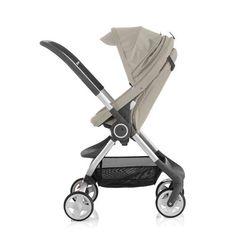 99e215c67d3 Stokke Scoot Stroller Beige One Size *** Visit the image link more details.