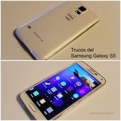 5 Trucos del Samsung Galaxy S5 que no conocías. Alarga la batería, accesa a tus datos cuando no tienes conexión de internet, etc #VZWBuzz