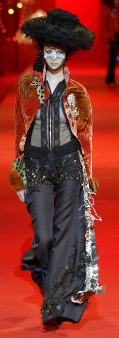 Christian Lacroix, Autumn/Winter 2002,  Couture