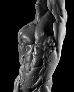 This is a competition ready physique! Not the norm, yet worthy of striving for!