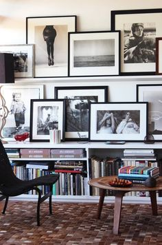 A tidy yet eclectic art display is just a short shelf away. Like, really short. Shallow picture ledges are a great way to switch out artwork on the fly, and we happen to think that more is definitely more when it comes to how much you try and fit to a ledge. Here's how to make it happen...