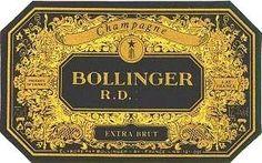 Champagne Bollinger RD
