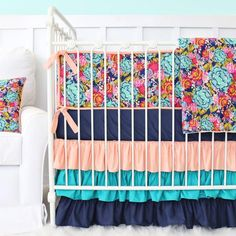 Nursery Bedding Honest Levtex Baby Zambezi 5-piece Crib Bedding Set Possessing Chinese Flavors Nursery Bedding Sets