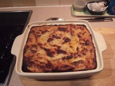 Tyler's ultimate lasagne Ate Too Much, Eat, Cooking, Ethnic Recipes, Food, Lasagna, Cucina, Kochen, Essen