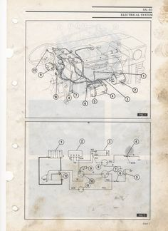 fordson dexta 12 volt wiring diagram 8n maintenance and repairs rh abetter pw