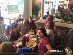Seguimos disfrutando en Lo de Carlitos Miami Beach!!!