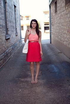 trendspotting: pink-on-red.