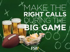 We have everything you need to get your #bar or #home ready for the big game!
