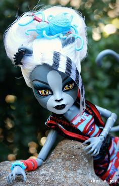 #monsterhigh #OOAK