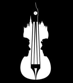 sherlock violin art - Google Search