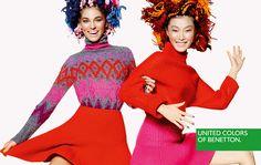 Benetton Fall 2015 campaign