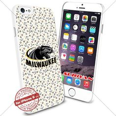 New iPhone 6 Case Wisconsin-Milwaukee Panthers Logo NCAA #1723 White Smartphone Case Cover Collector TPU Rubber [Anchor] SURIYAN http://www.amazon.com/dp/B01504H3H8/ref=cm_sw_r_pi_dp_OOIzwb0AVNMN3