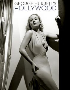 Carole Lombard by George Hurrell, 1936......Uploaded By www.1stand2ndtimearound.etsy.com