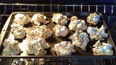 Coconut Cookies, Coconut Macaroons, No Bake Cookies, Flake Recipes, Cookie Recipes, Dessert Recipes, Cupcake Cakes, Cupcakes, Macaroon Recipes