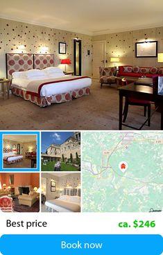 Hostellerie De Plaisance (Saint-Émilion, France) – Book this hotel at the cheapest price on sefibo.