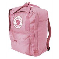Fjallraven Kanken Mini Backpack in peach pink Small Backpack, Mini Backpack, Hipster Backpack, Travel Backpack, Kids Backpacks, School Backpacks, Kanken Mini, Mochila Kanken, Fashion Moda
