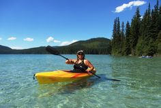 A daytrip from Kamloops can bring you to hundreds of beautiful lakes offering everything from wildlife viewing, kayaking and stand-up paddle-boarding to fishing and camping. Summer is the best time. Kayak Camping, Kayak Fishing, Kayaking Tips, Offshore Wind, Standup Paddle Board, Learn To Surf, Sup Surf, Big Waves, Water Photography