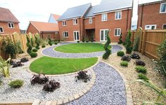 Show Home Landscaping