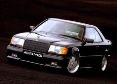 w124 ce AMG