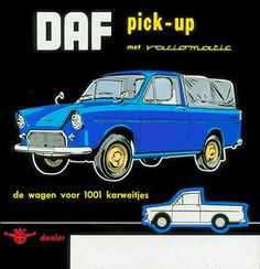 DAF Pickup