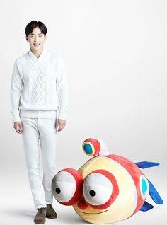160203 EXO for Lotte Duty Free - Xiumin