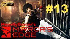 Mirror's Edge 1 Gameplay Walkthrough (PC) Part 13:The Shard/Servers Room...