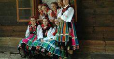 Odzież i strój w kulturze tradycyjnej ‹ NaLudowo.pl – Folklor, Etno Design, Kultura Ludowa