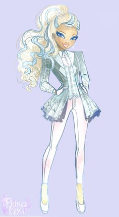 """Cari Pillar (headcanon/OC), Darling Charming, Chase Redford & Lizzie Hearts Art & Designs by me """" Ever After High, Lizzie Hearts, Character Art, Character Design, Ever After Dolls, Monster High Art, Chica Cool, Fashion Sketches, Happily Ever After"""