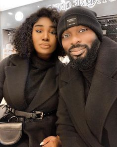 Black Love Couples, Cute Couples, High Fashion, Fashion Beauty, African Love, African American Weddings, Romance And Love, Fashion Couple, Black People