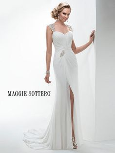 Maggie Bridal by Maggie Sottero Ezra-4MT939 Maggie Sottero Memories Patricia's Boutique 352-799-4460, 11 S Broad St, Brooksville,FL 34601 Leader in Prom, Bridal & Casual Wear in Central FL