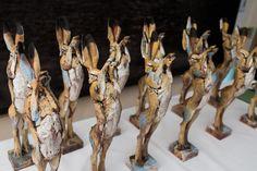 De felbegeerde Lush Prize Awards.  www.lushprize.org