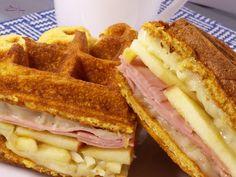 Waffle Sandwich | Co