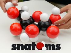 You have posted your suggestions and I absolutely agree; let's add nitrogen to the Snatoms kit! The support for Snatoms has been so incredible, that I'll add 2 nitrogen atoms to each kit with no added cost to backers if we reach $210,000.How can we make this stretch goal happen?If you've backed, you can select a higher level reward to get us closer to our goal. I highly suggest upgrading to 2 Snatoms kits. Share Snatoms with a friend and change the way they learn about molecules too or ...