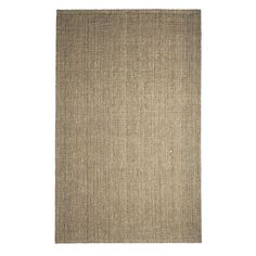 Jute Bouclé Rug | west elm 2x3 $33 - neutral option for sunroom entry