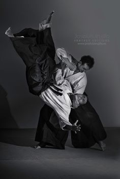 Aikido, Técnica