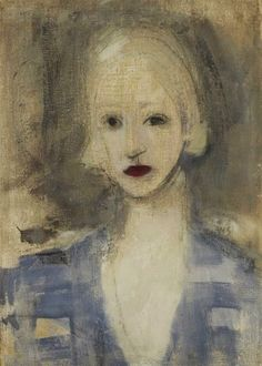 Galia Alena: Helene Schjerfbeck, 12 Artists, 12 Days {Day 9}