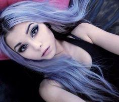Cute plurple! [: