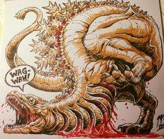 I believe the artist is Matt Frank