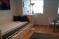 Check out this awesome listing on Airbnb: Secluded Apartment Studio, Ixelles–1BD, 1BT - Flats for Rent in Ixelles, Bruxelles, Belgium