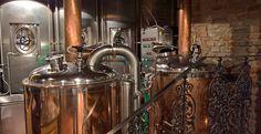 Pivovar U Dobřenských, Praha, Bier in Tschechien, Bier vor Ort, Bierreisen, Craft Beer, Brauerei
