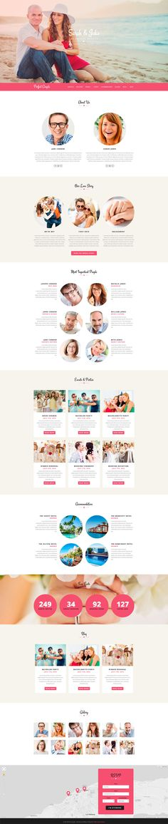 Buy Perfect Couple - Wedding WordPress Theme by Coffeecream on ThemeForest. Your Wedding, Your Love Story, Your Wedding Website Your wedding is the the most special of all special days and wit. Wedding Couples, Diy Wedding, Design Sites, Wedding Templates, Perfect Couple, Wedding Website, Wordpress Theme, Special Day, Love Story