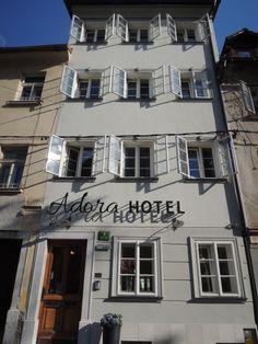 Adora Hotel,Ljubljana,Slovenija