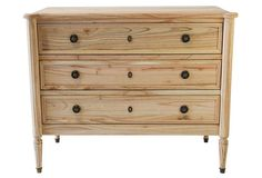 Louie Dresser, Natural  Something like this for night stands.